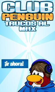 Banner Oficial Club Penguin Trucos Al Max